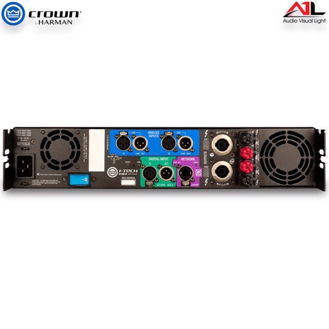 Amplifier Crown I Tech 12000HD