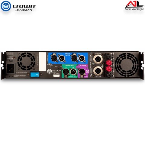 Amplifier Crown I Tech 5000HD