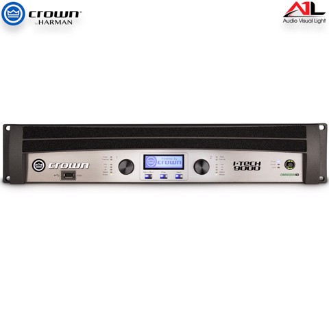Amplifier Crown I Tech 9000HD