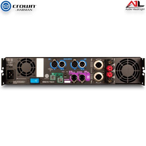 Amplifier Crown MA 12000I