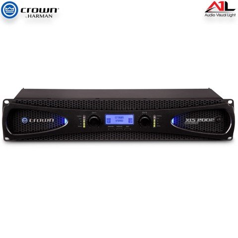 Amplifier Crown XLS 2002