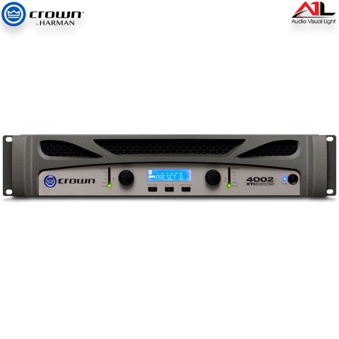 Amplifier Crown XTi 4002