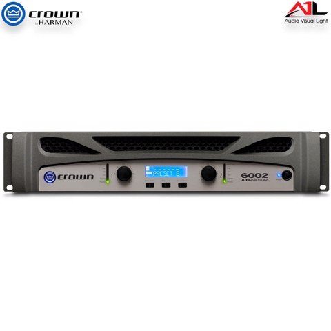 Amplifier Crown XTi 6002