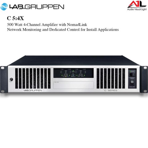 Amplifier Lab Gruppen C 5 4X