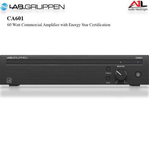Amplifier Lab Gruppen CA601