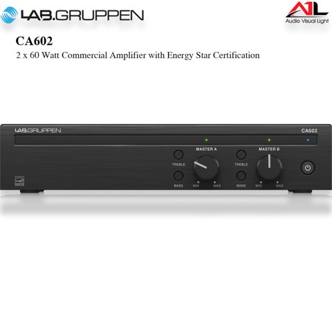 Amplifier Lab Gruppen CA602