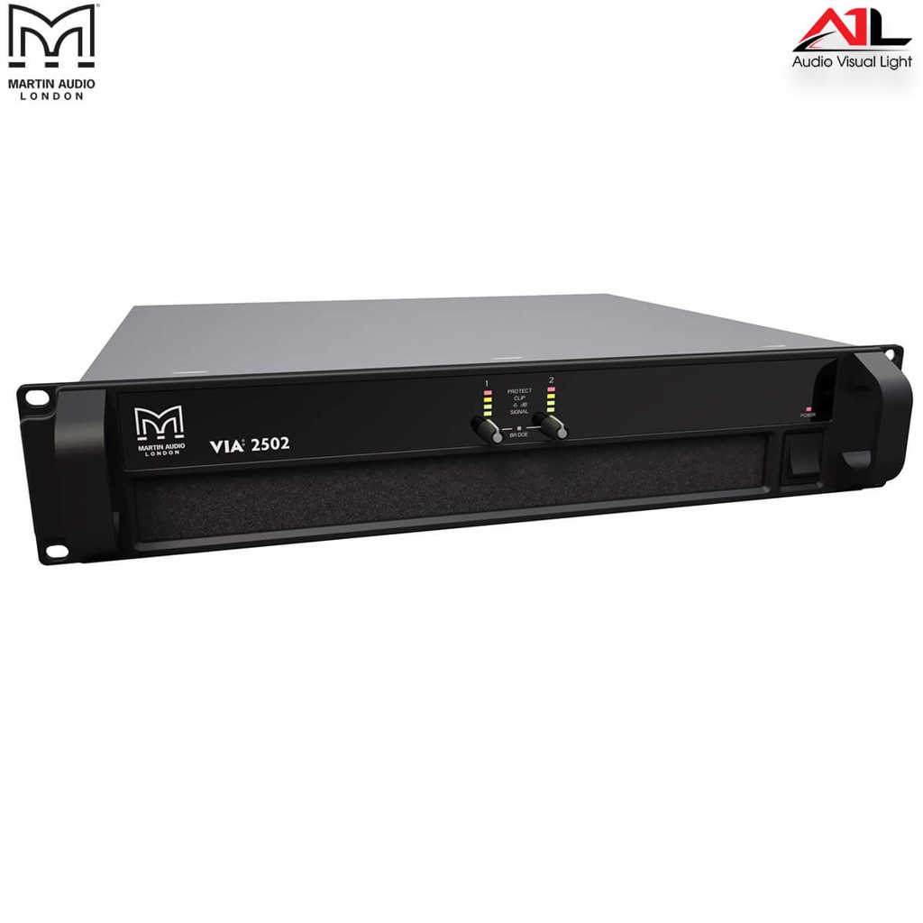 Amplifier Martin Audio Via2502