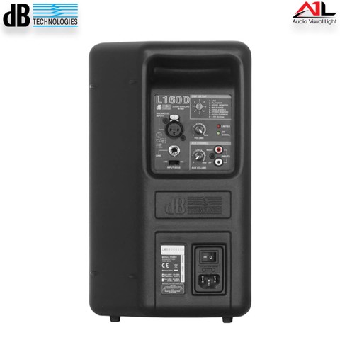 Loa Db Technologies Minibox L 160D