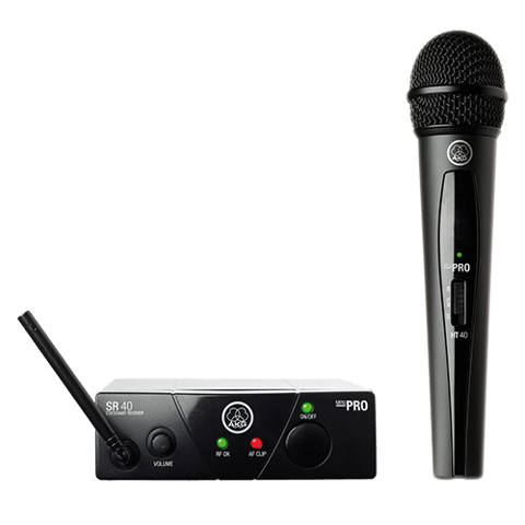 Microphone Wireless AKG WMS40 MINI