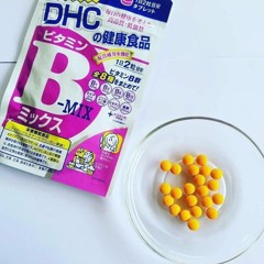 DHC vitamin B mix 60 days 120 viên