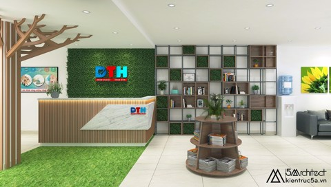 DTH Office Design