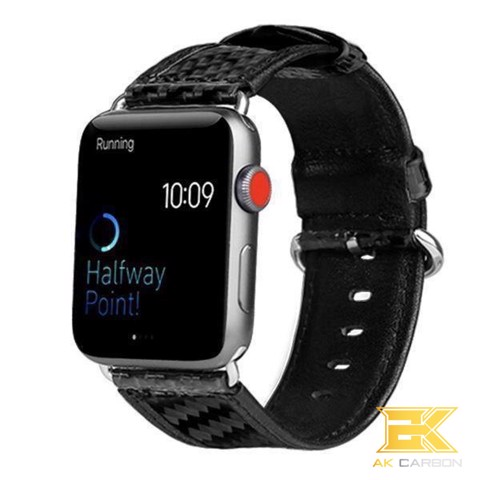 Dây Đeo Carbon Apple Watch