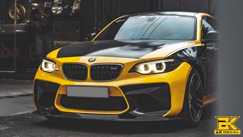 Tem xe BMW M2 Coupe - 001