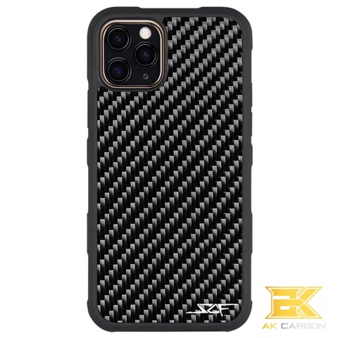 Ốp Carbon iPhone 11 Pro Max | Real ARMOR Series