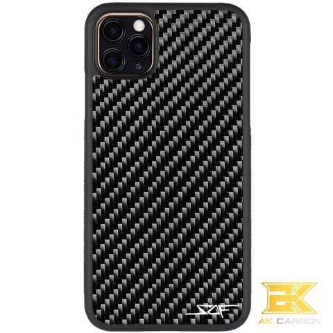 Ốp Carbon iPhone 11 Pro Max | Real CLASSIC Series