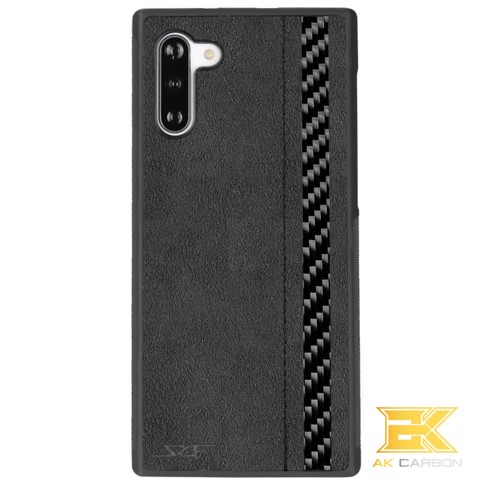 Ốp Carbon Galaxy Note 10 | Alcantara CLASSIC Series