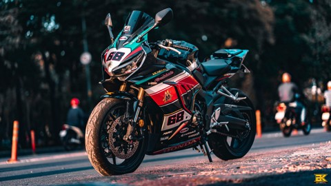 tem xe cbr 650r candy