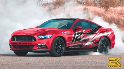 Tem xe Ford Mustang - 002