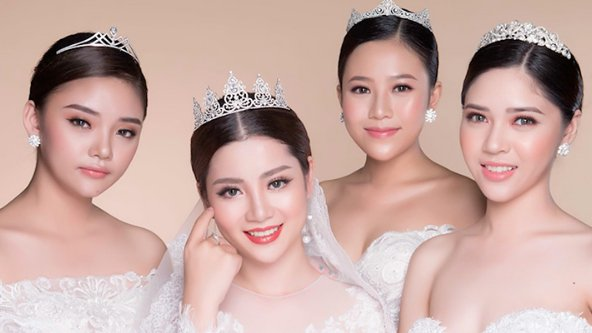 Linh jace make up academy