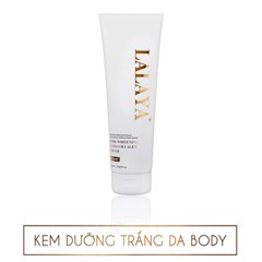 LALAYA BODY WHITENING NANO COLLAGEN CREAM 250gram - LLY04