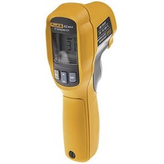 Fluke 62 MAX and MAX+ Infrared Thermometers