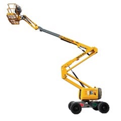 Haulotte Articulated Boom Lift
