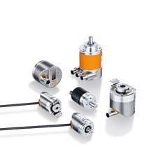 IFM Encoders - Complete Product Line