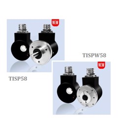 Italsensor Incremental Encoders Programmable TISP58 Series