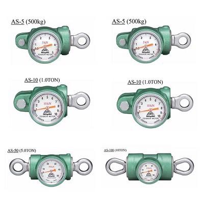 Dụng cụ đo độ căng dây cáp Nagaki – Centech