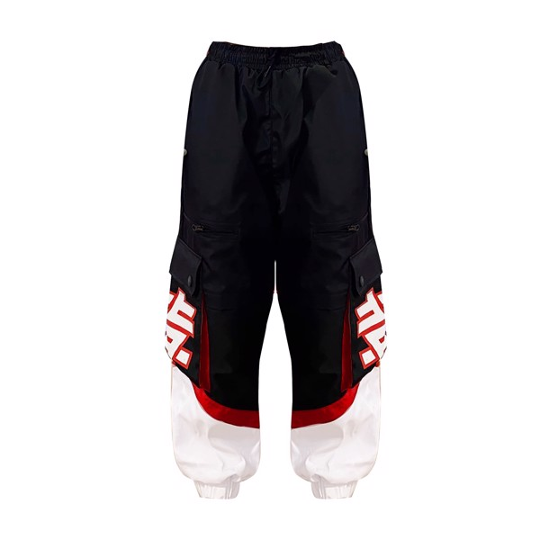 Uracer Box Pants - Urban Racer Collection - FLAGGER STUDIO