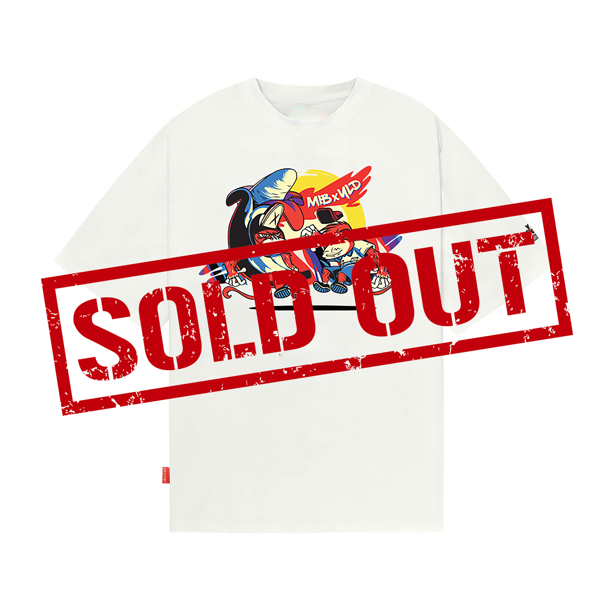 [SOLD OUT] YLD x MIB Collabration