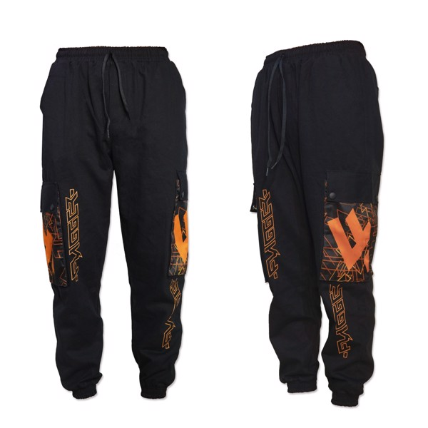 Utiger Box Pants - Urban Tiger Collection - FLAGGER STUDIO