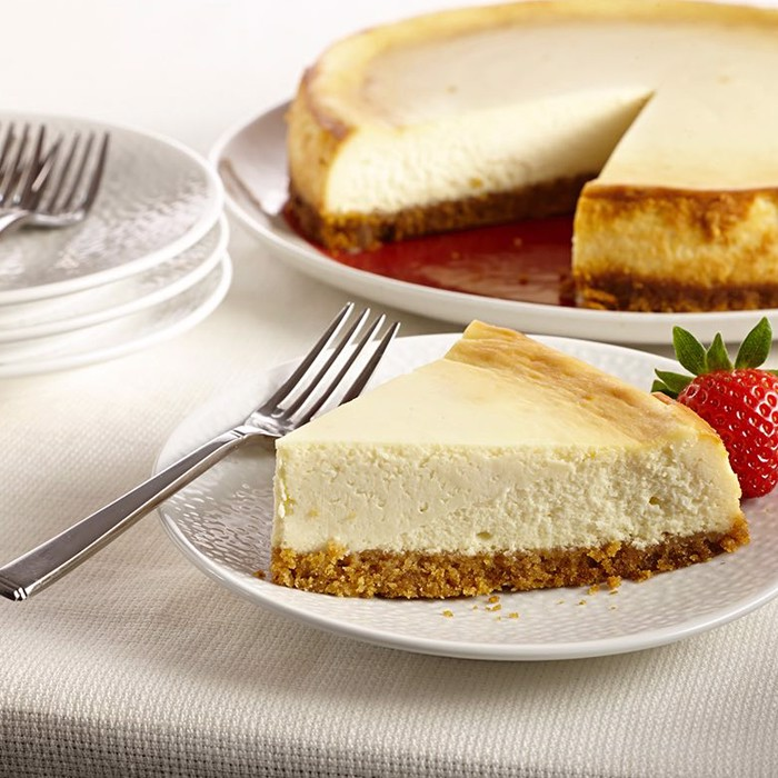 Baked Cheesecake (1 kg)
