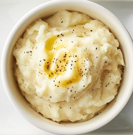 Butter Whipped Mashed Potatoes