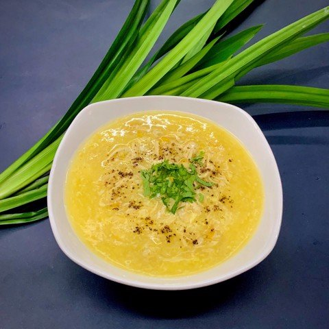 Chicken and Sweetcorn soup, 1ltr