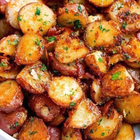 Duck Fat-roasted Potatoes, 500gr