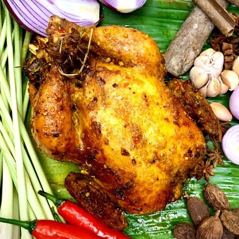 Roasted Chicken, 1.5kg