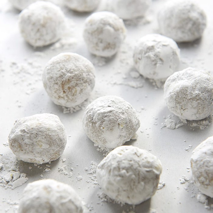 Snow Ball Cookies