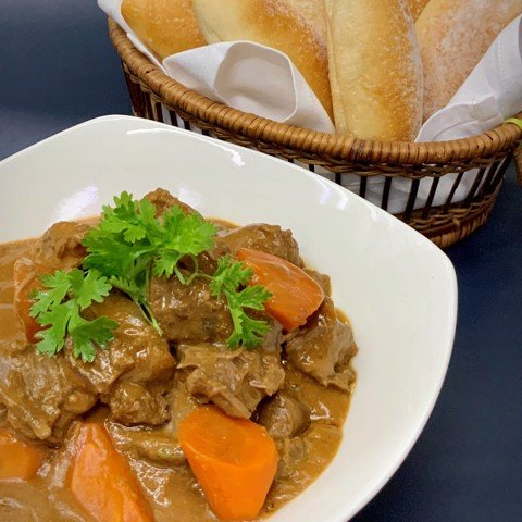 Stew Beef shank with Pate, 500gr