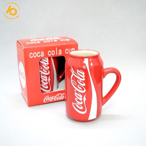 Ly sứ CocaCola No.HLX837