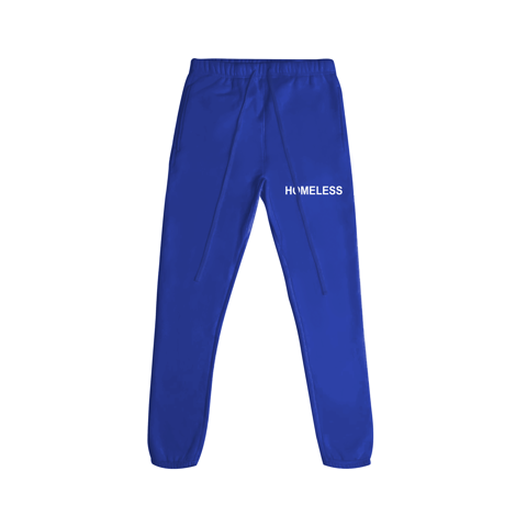 SWEAT PANTS/BLUE