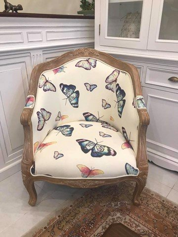 ARMCHAIR BUTTERFLY