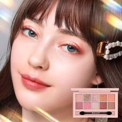 Phấn mắt Diamond Rain Eye Shadow Palette- New Arrival