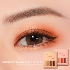 Bảng phấn mắt Luminous Dawn Eye Shadow