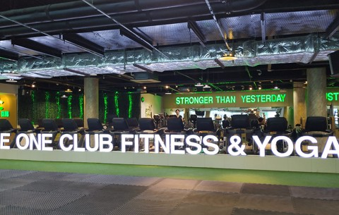 THE ONE CLUB FITNESS & YOGA