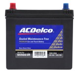 Ắc quy ACDelco 12V - 60Ah_S55D23R