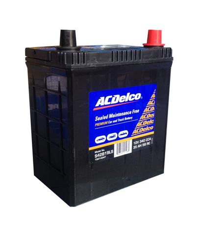 Ắc quy ACDelco 12V - 50Ah_S50D20R