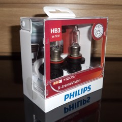 Philips X-treme Vision HB3