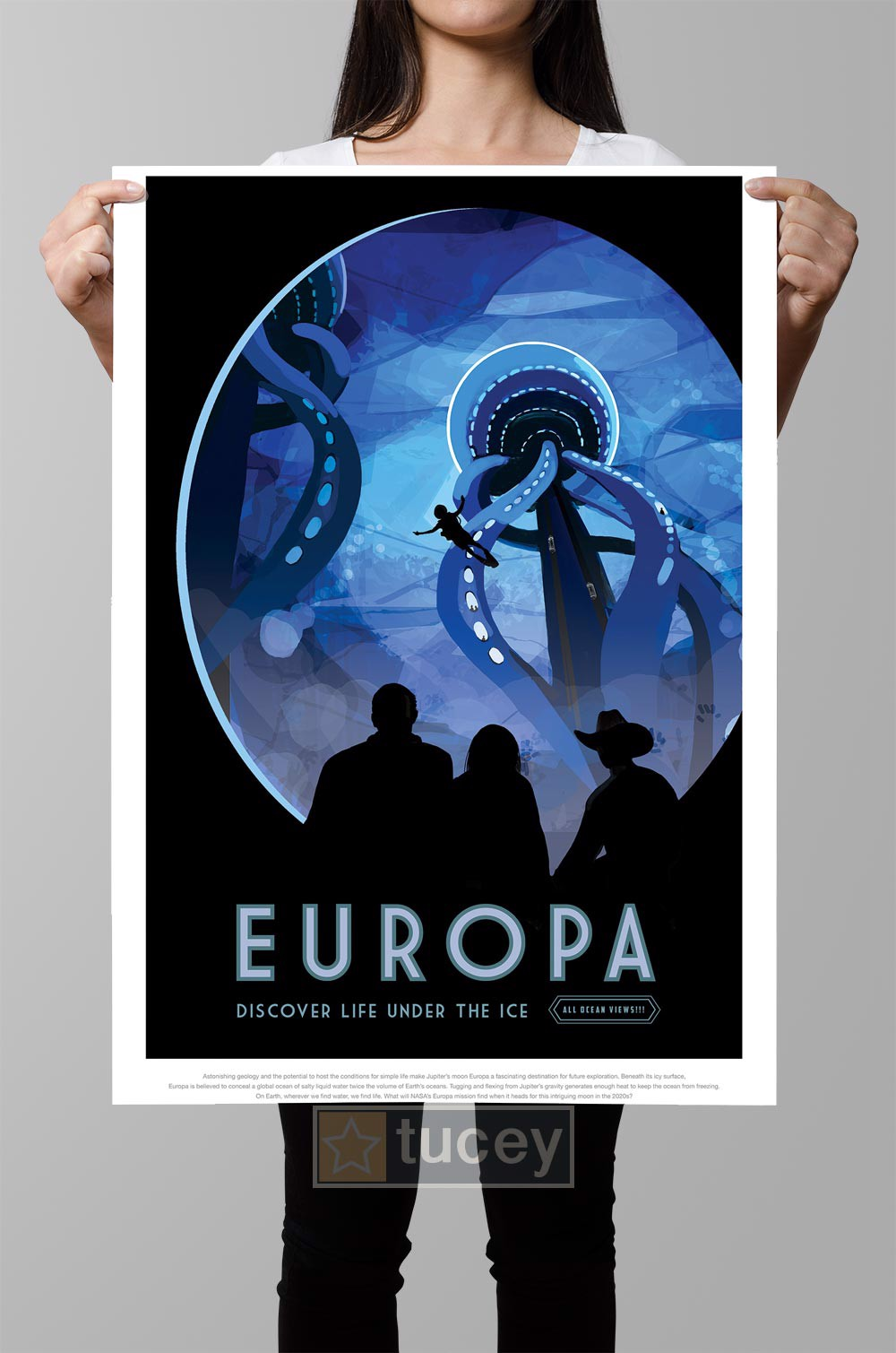 europa space