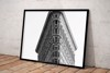alec cutter flatiron building new york united states bw photography